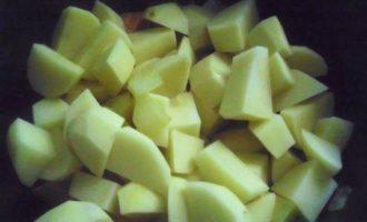 Овощной крем-борщ