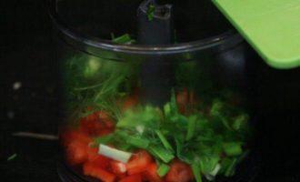 Кус-кус с овощами и курицей