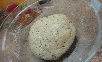 Гречишно-ржаной хлеб