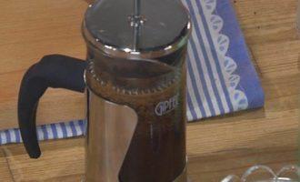 Кофейный крем-карамель