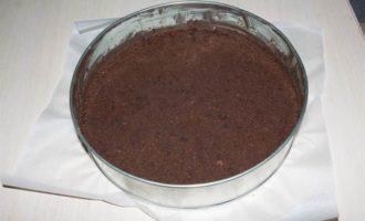 Клубничный непеченый тортик