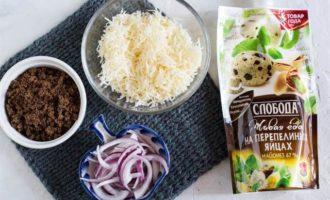 Запеченный картофель с сыром дор блю
