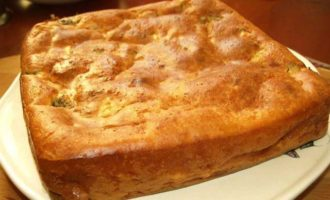 Паштида, еврейский пирог
