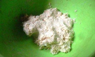 Сырники с кукурузной мукой